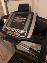 Black and gray pro-form treadmill Brampton, L7A 0K6