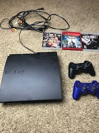 PlayStation 3 w/ games Lake Mary, 32746