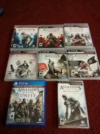 Assassins Creed games Red Deer, T4P 2C7