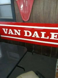 Van Dale sign from the 60's