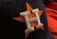 Houston Astros H-Town Ballpark Adjustable Navy Hat