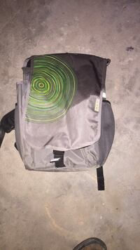 gray and green backpack with bag El Paso, 79907