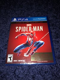 Marvel's Spider-Man GOTY Edition With All DLC (Brand New) Ashburn, 20148