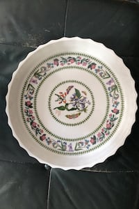 Portmeirion China Pie Dish Ancaster, L9G 4M5
