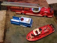 IDEAL'S EMERGENCY 1960's TOYS San Antonio, 78229
