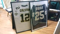 two green Bush 25 and Colston 12 jerseys Madisonville, 70447
