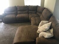 Lazy Boy Sectional Stillwater, 74074