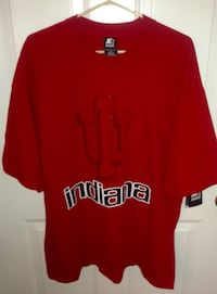 Indiana Hoosiers University Tshirt Size XL London