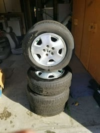 01 Accord Rims and Tires