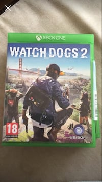 Watch Dogs 2 Xbox One Spieletui Hamburg, 22081