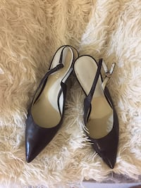 NINE WEST Pointy Toe Slingback $15 Vancouver, V6E 1N6