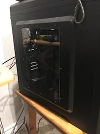 Red and Black Gaming PC (PERFECT CONDITION) Mississauga, L4Y