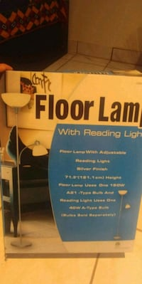 Unused floor lamps.brand new .never used. Montréal, H4P 1E5