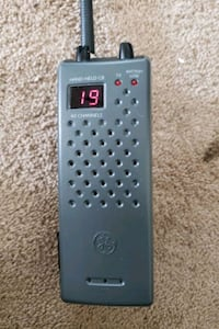 Handheld GE cb radio Baltimore, 21237