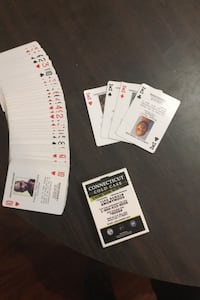 Cold case cards