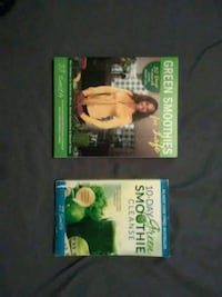 Green Smoothie 30 day & 10 day Books Aurora, 80012