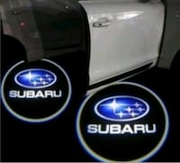Subaru LED Door Light Logo Burlington, L7P 3X6