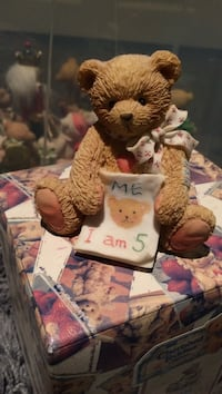 "Cherished Teddies - ""Colour Me Five"""