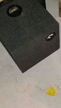 10 inch box with blown woofer  Toronto