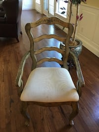 Hooker Arm Chair $129 Each, Must Buy All Four As A Set. White Plains