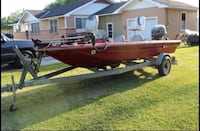 15.5ft cheater sx bass boat New Orleans, 70131