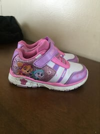 5 1/2 toddler paw patrol shoes  Cambridge, 12816