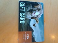 $100 ice breaker gift card for $80 Portland, 97232
