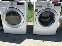 LG WASHER AND DRYER  Davenport