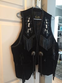 black and gray vest with vest Wilmington, 28411