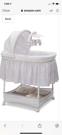 Simmons Baby Gliding Bassinet