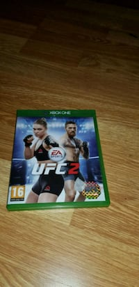 EA Sports UFC 2 Xbox one. Fet, 1900