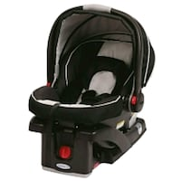 baby's black and gray car seat carrier Mississauga, L5R 0A9