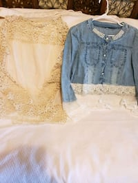 Both for $25.00. Never worn.  Franklin, 37064