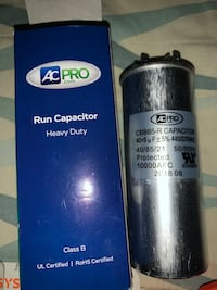 CBBR65-R Capacitor pick up only