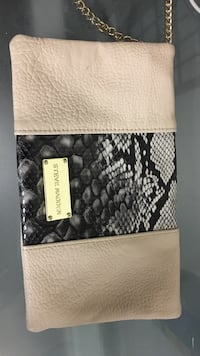black and gray Michael Kors leather wallet San Diego, 92115