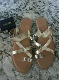 New Forever21 gold flats  Calgary, T3N 0B3