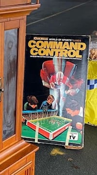 Coleco Football game
