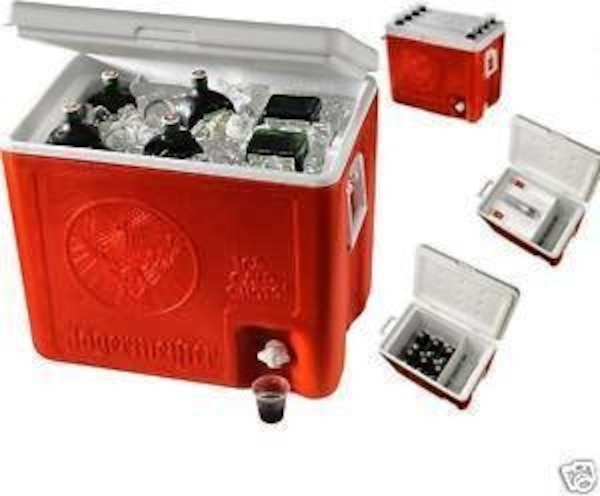 Used Jagermeister Cooler With Built In Shot Tap For Sale In