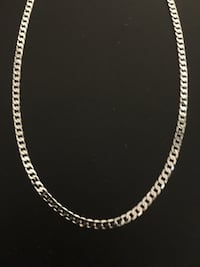 Stainless steel chain necklace  Laredo, 78041