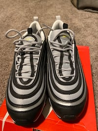 Brand New Unopened Box AirMax 97 size 6.5 Youth/Men Clinton, 20735