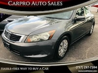 Honda-Accord-2009 Chesapeake