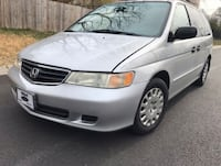 2002 Honda Odyssey Great for work family Takoma Park
