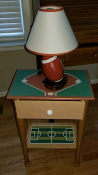 Baseball table abd football lamp OBO  Hagerstown, 21740