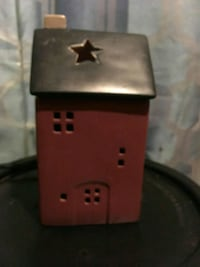 Scentsy primitive salt box house warmer 99 mi