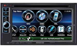 Kenwood DNX6190HD 2-Din car stereo/navigation/Bluetooth/phone