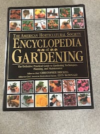 Encyclopedia of gardening book Orchard Hills, 21742