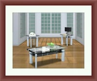 3pc glass coffee table Gaithersburg