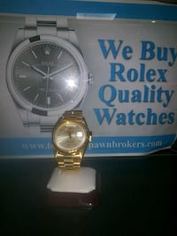 Oysterperpetual day dater rolex Oxon Hill, 20745