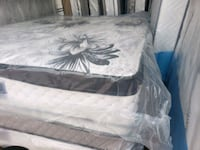 Brand new double / full  mattress, extra thick eurotop. Delivery Edmonton, T5P 1N2