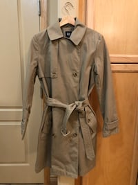 BRAND NEW GAP TRENCH COAT JACKET Calgary, T3H 5X3